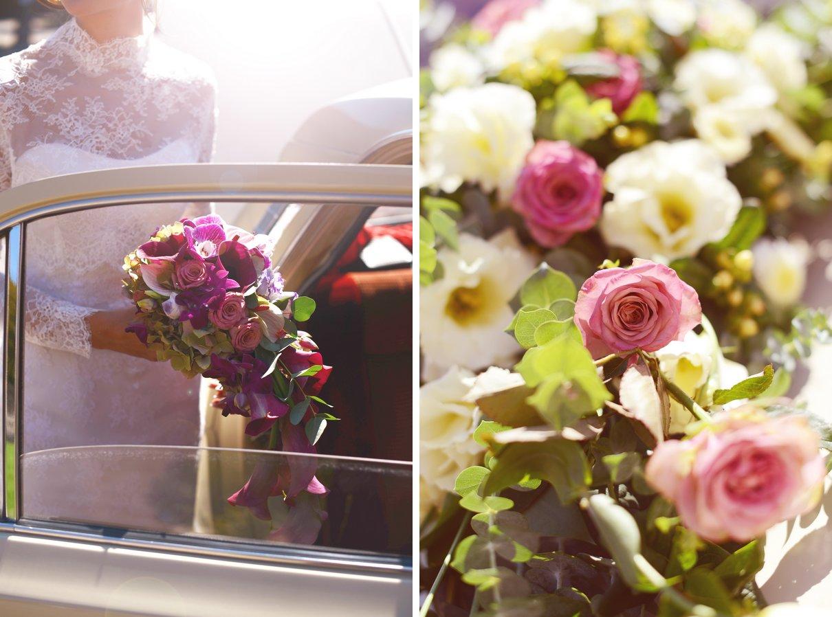Esküvő csokor