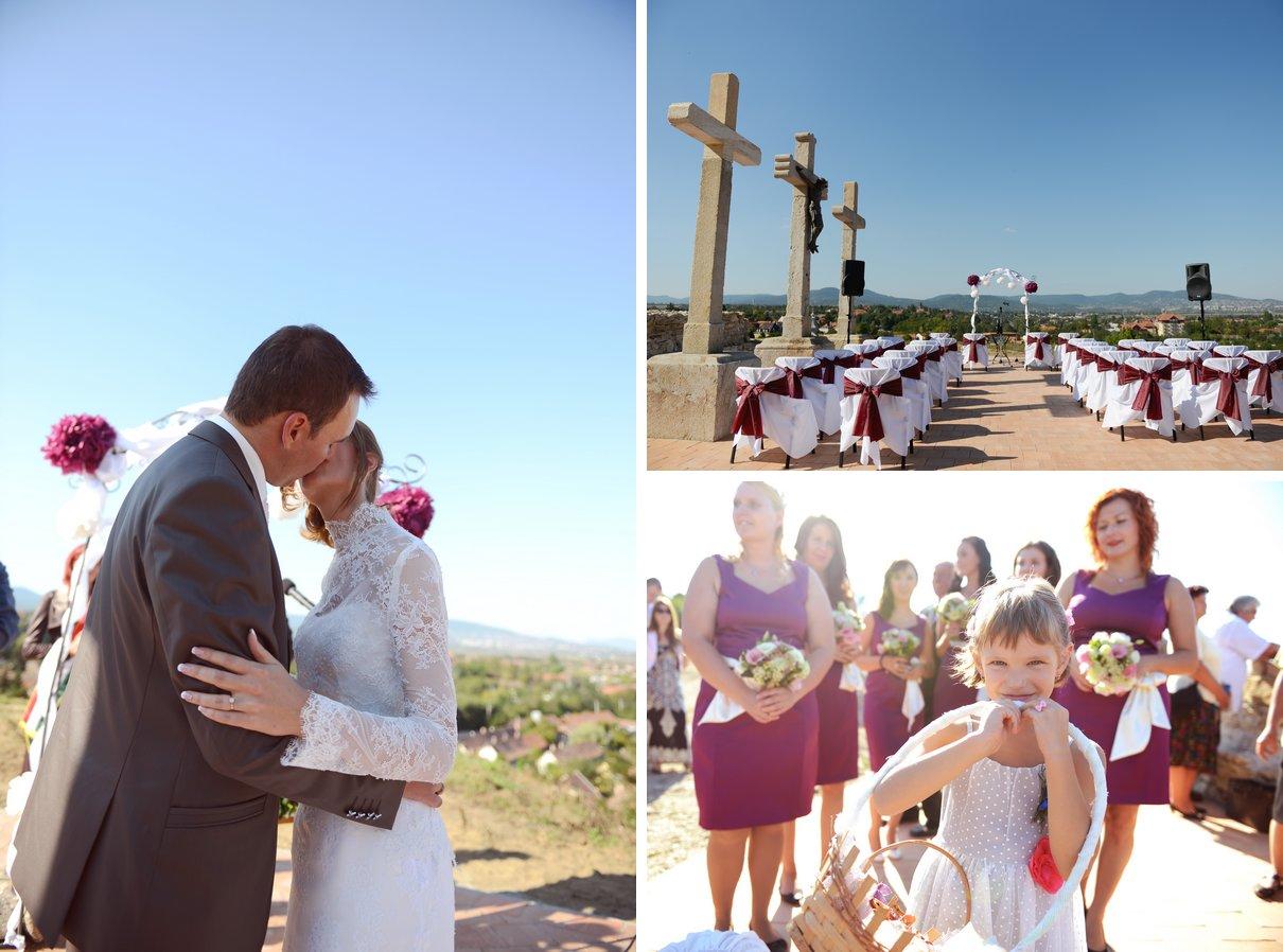 Esküvő a szabad ég alatt