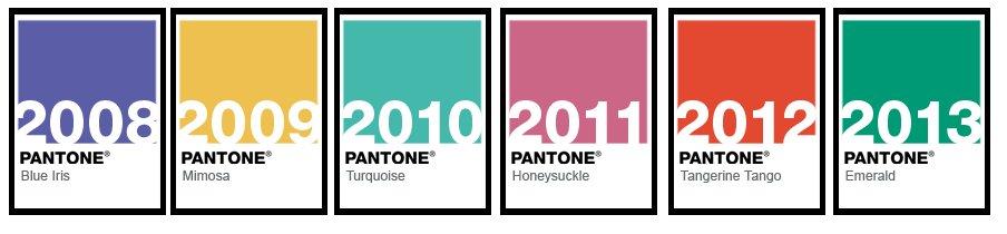 Pantone színek