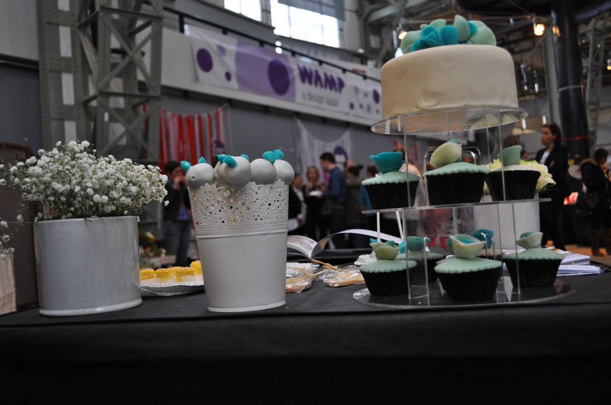 Cuppcake Tortaműhely - Esküvő Vintage