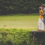 Esküvő Vintage- Gergő és Kicsu valódi esküvő