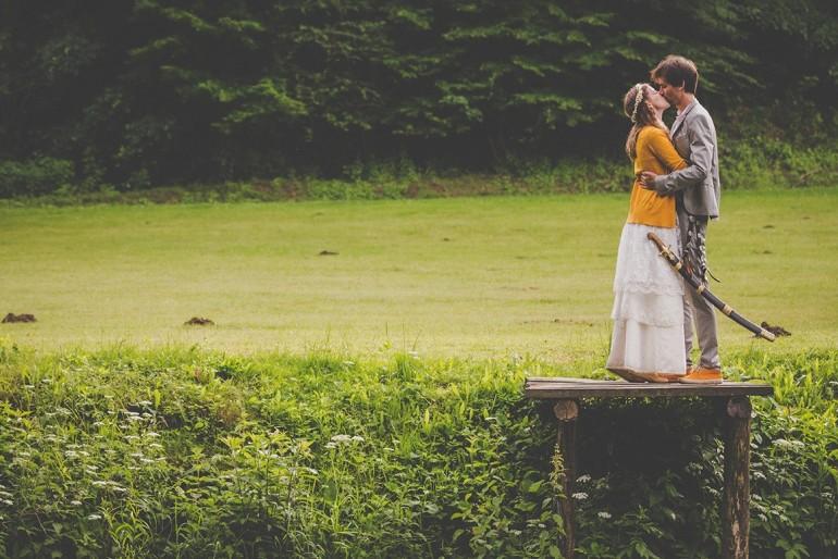 Ilyen egy igazi DIY esküvő