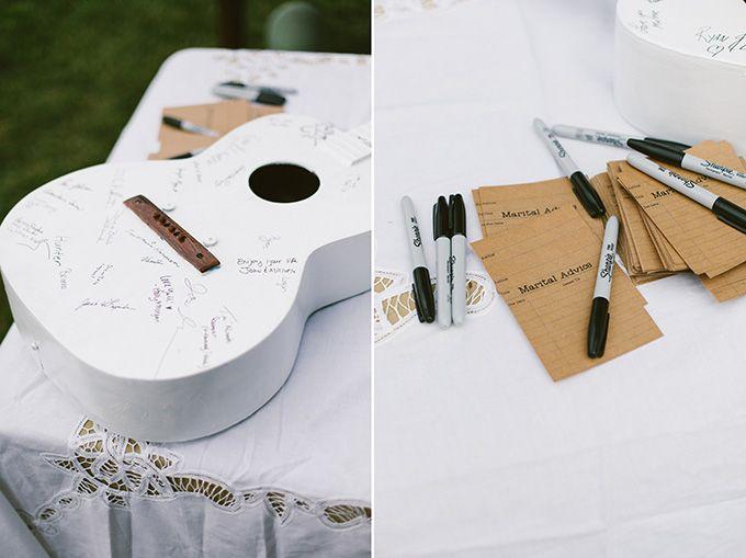 Esküvői vendégkönyv variációk