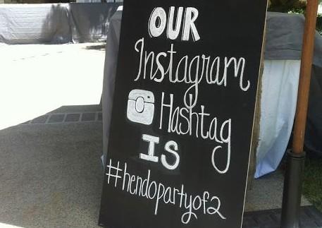 Esküvő az Instagramon