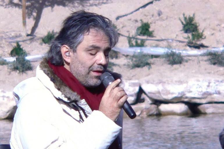 Andrea Bocelli végre összeházasodott kedvesével