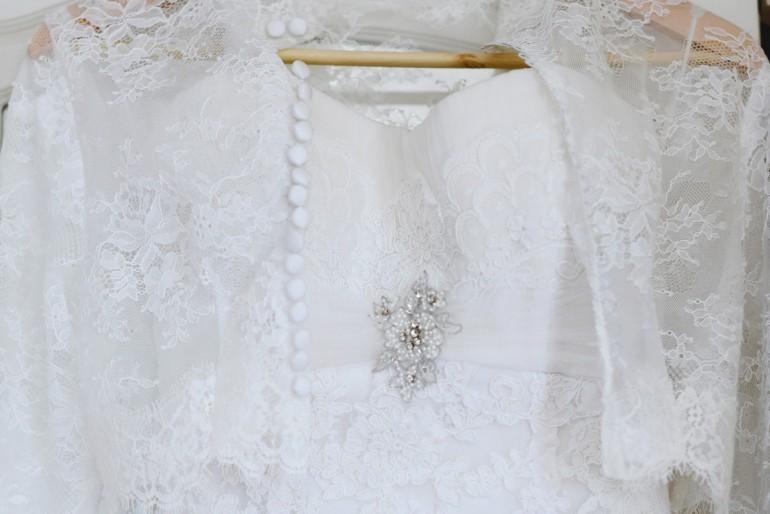 Felejthetetlen esküvő: A menyasszonyi ruha