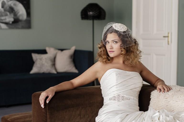 Itt az első Bridal Mirage esküvői fátyol kollekció