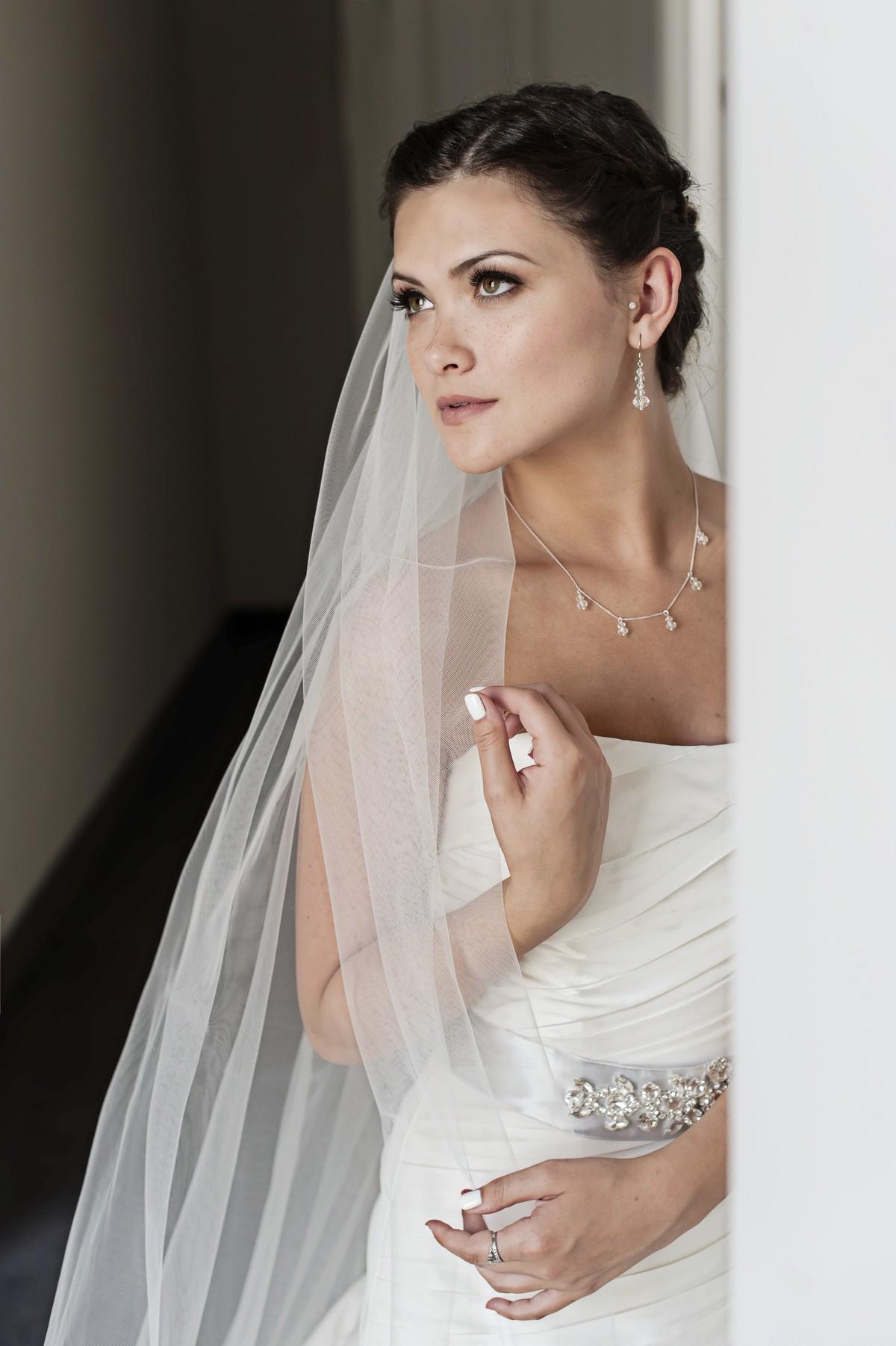 Bridal Mirage - esküvői fátylak - fotó: Vári Dénes