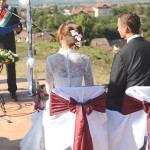 Esküvői tanú - Esküvő Vintage