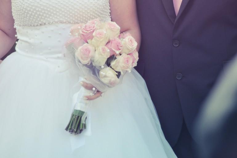 A különleges menyasszonyi csokor