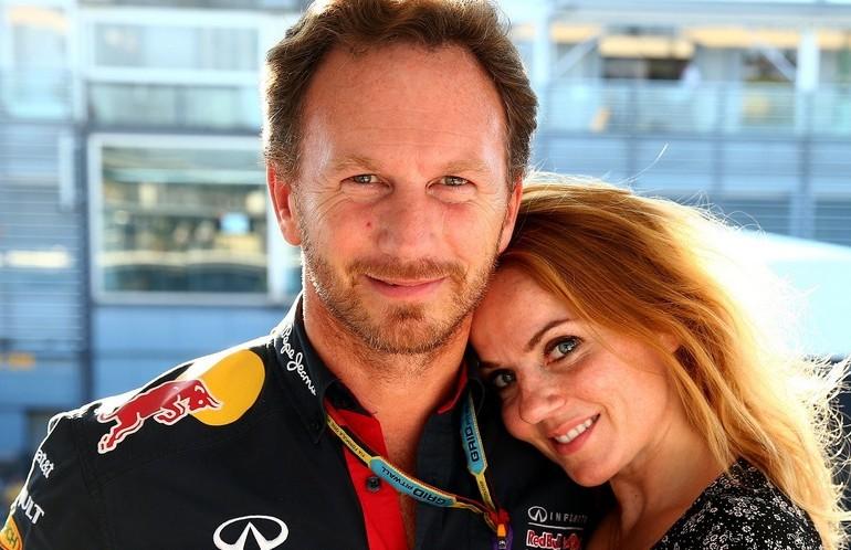 Geri Halliwell és Christian Horner összeházasodik