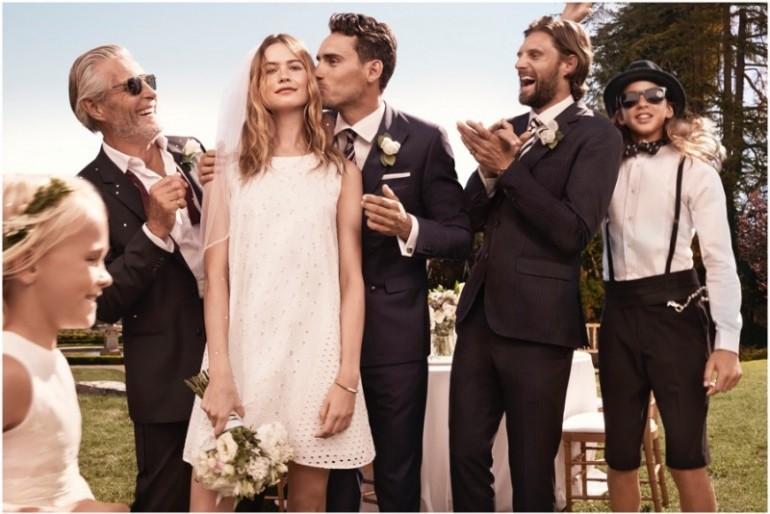 Tommy Hilfiger menyasszonyi ruha?