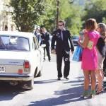 Egy német úriember nem mindennapi lánykérést hajtott végre.