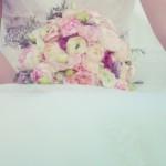 A báli vonalú menyasszonyi ruha