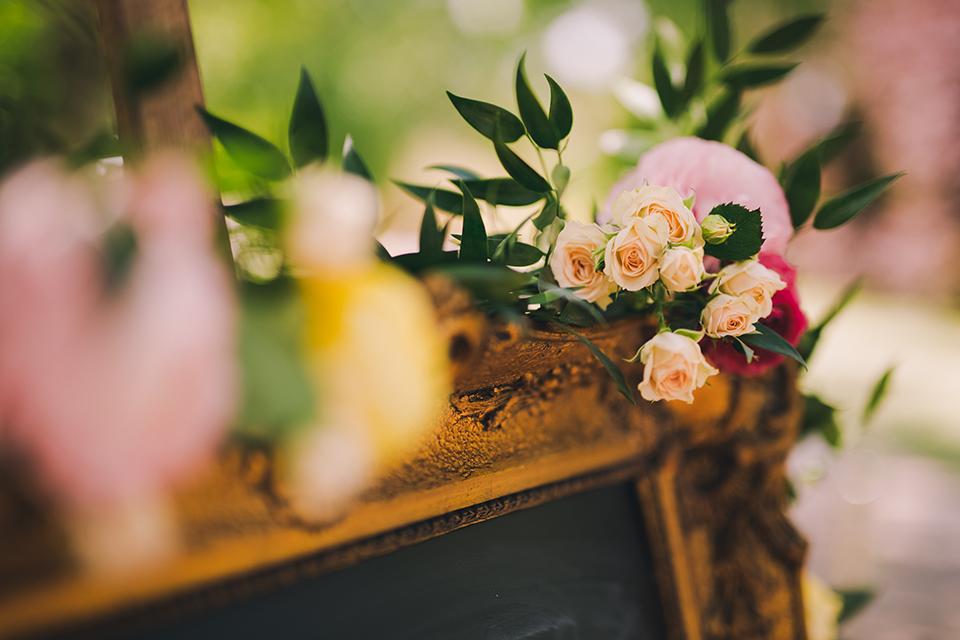 Bohém esküvői virágok,  valódi eskübők, Esküvő Vintage
