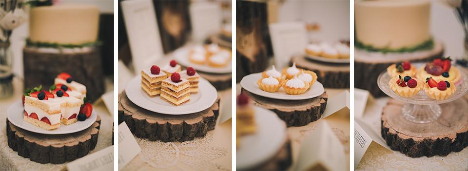desszert asztal - Kate's sweetiies