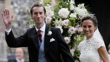 30 millió forintba kerülhetett Pippa Middleton esküvőjének dekorációja