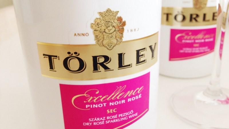 Esküvő - Törley Excellence Pinot Noir Rosé száraz rosé pezsgő