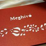 Webalbum Stúdió esküvői meghívó